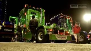 Парад грузовиков