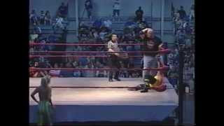 Dusty Rhodes VS Jerry Lawler: Promo War & Match