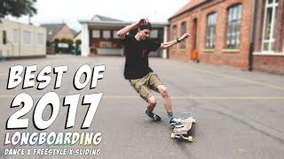 Ultimate Longboard Compilation | Dance x Freestyle