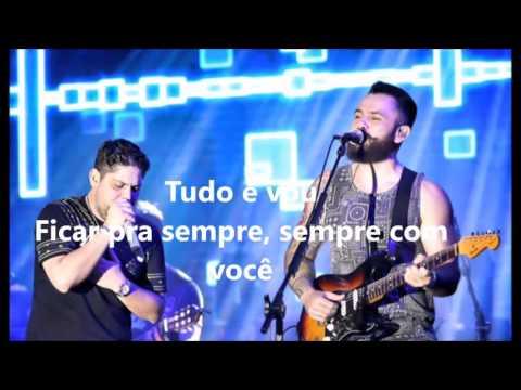 Jorge e Mateus - Pra sempre com você Letra