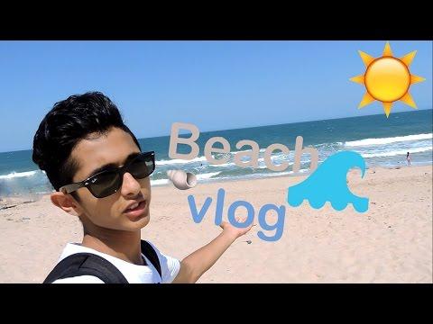 Macaneta-Mozambique - Beach Vlog. (Casey Neistat Way)