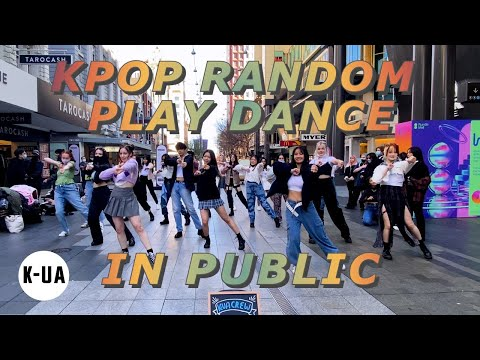 [KPOP IN PUBLIC AUSTRALIA] KPOP RANDOM PLAY DANCE [FEAT BTS, TWICE, BLACKPINK AND MORE]