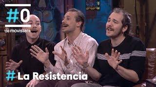 LA RESISTENCIA - Entrevista a Oriol Pla, Blai Juanet y Marc Sastre | #LaResistencia 12.03.2019