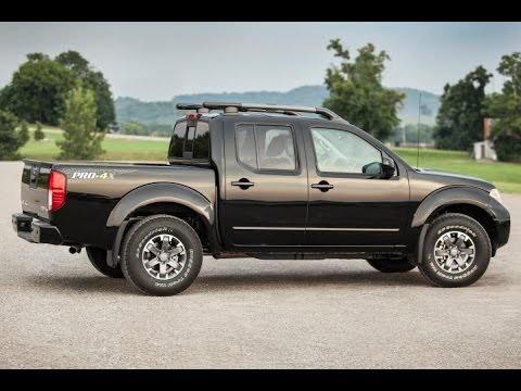 Nissan Frontier - YouTube
