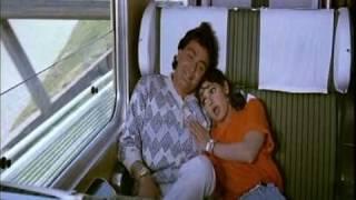 Chandni - Rang bhare badal se - Sridevi with Rishi Kapoor