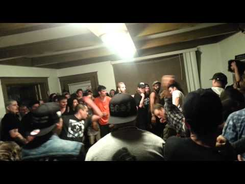 Knocked loose house show Greeley,Co September 5th