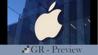 Apple Inc – Earnings Model Demo Ahead of the December '16 Release
