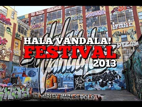 HALA VANDALA x ONE ZONE: FESTIVAL 2013 (RUSSIA/MOSCOW)