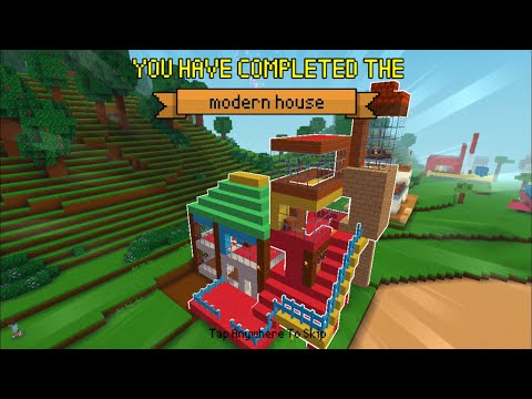 Block Craft 3D : Building Simulator Games for Free Gameplay #51 (iOS & Android)