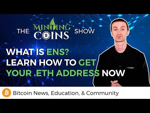 What is ENS? Learn How to Get Your .ETH Address Now!