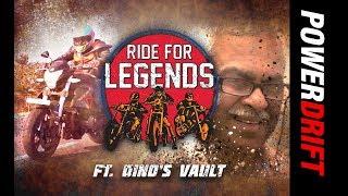 "Ride For Legends Ep. 4: ""Potholes"" ft. Dino"