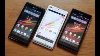 1.- ACTUALIZAR/RESTABLECER Sony Xperia L a Android 4.2.2 (Firmware 15.3.A.1.17) con FLASHTOOL