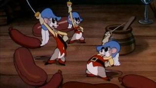 The Three blind mouseketeers -Disney