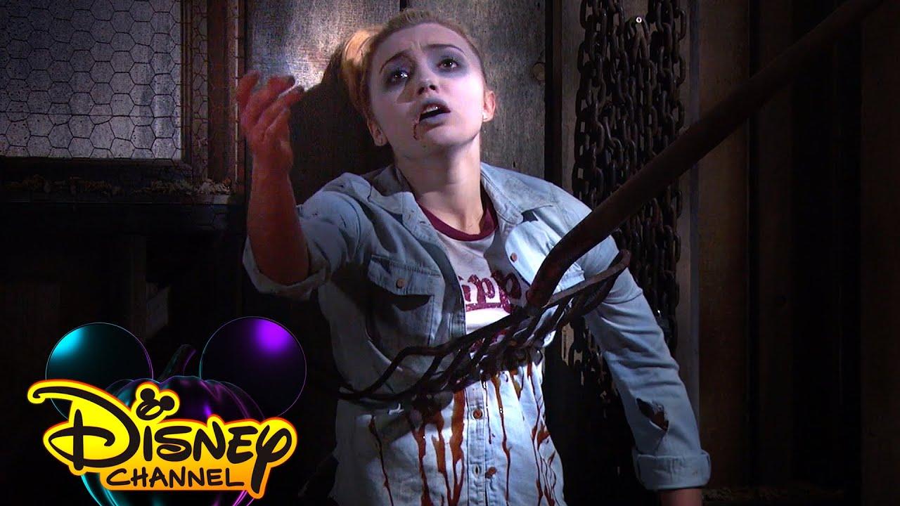 Download Halloween at Camp Kikiwaka 🎃 | BUNK'D | Disney Channel