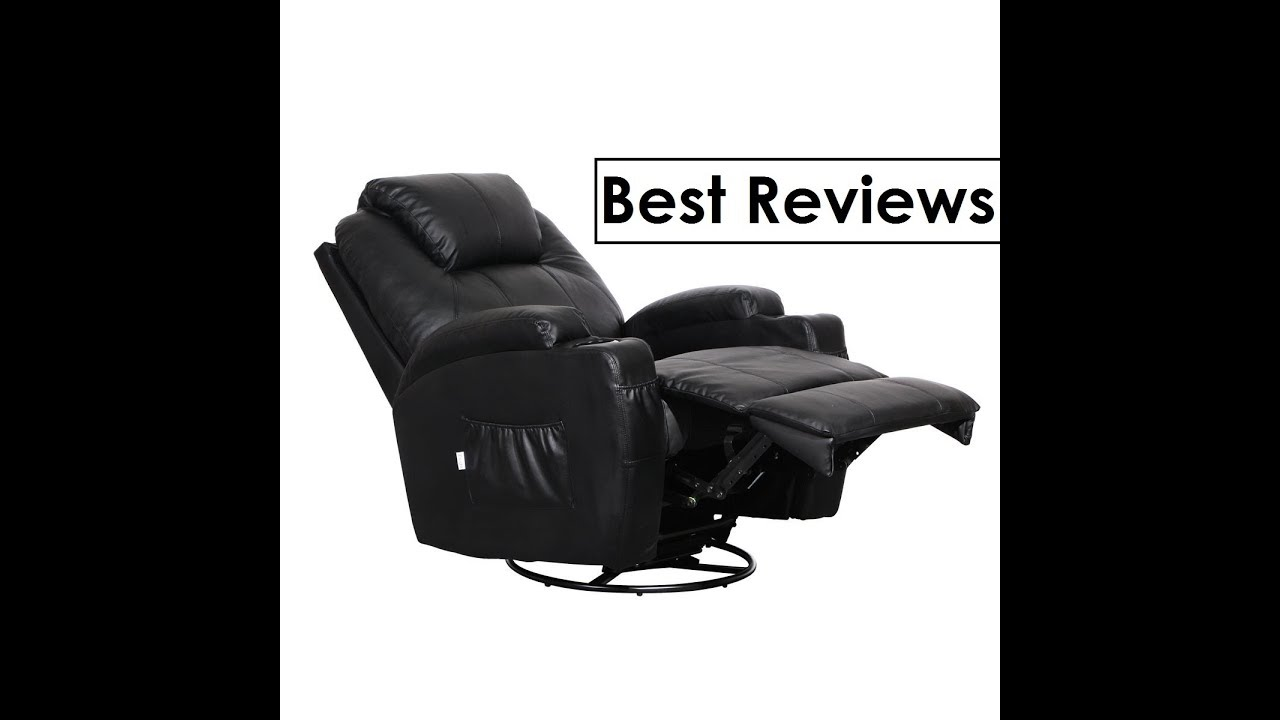 office chair customer reviews covers linen new esright massage recliner heated customers youtube