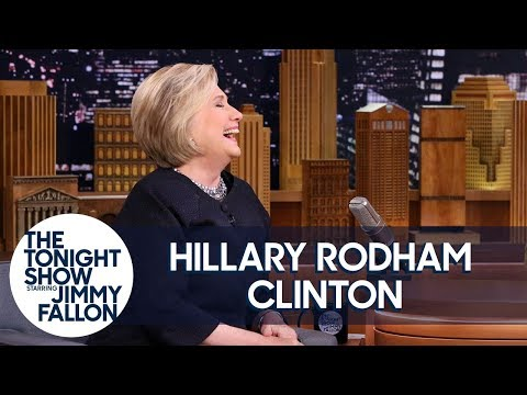 "Hillary Clinton on Kate McKinnon and Alec Baldwin's ""Amazing"" SNL Impressions"