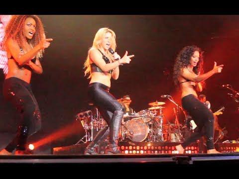 Shakira Tour Blog: Zagreb