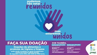 IP Central de Itapeva - Pr. Felipe - LIVE de Quinta-feira - 04/06/2020