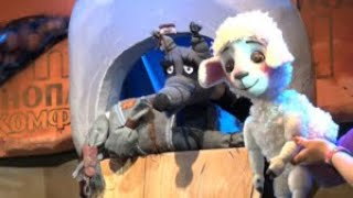 Областной театр кукол готовится к новому сезону в закрытом для посетителей режиме
