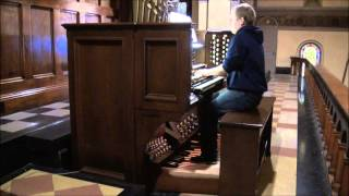 Georg Bohm: Rigaudon-organ transcription