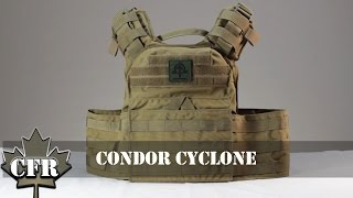 Condor Cyclone Lightweight Plate Carrier Review