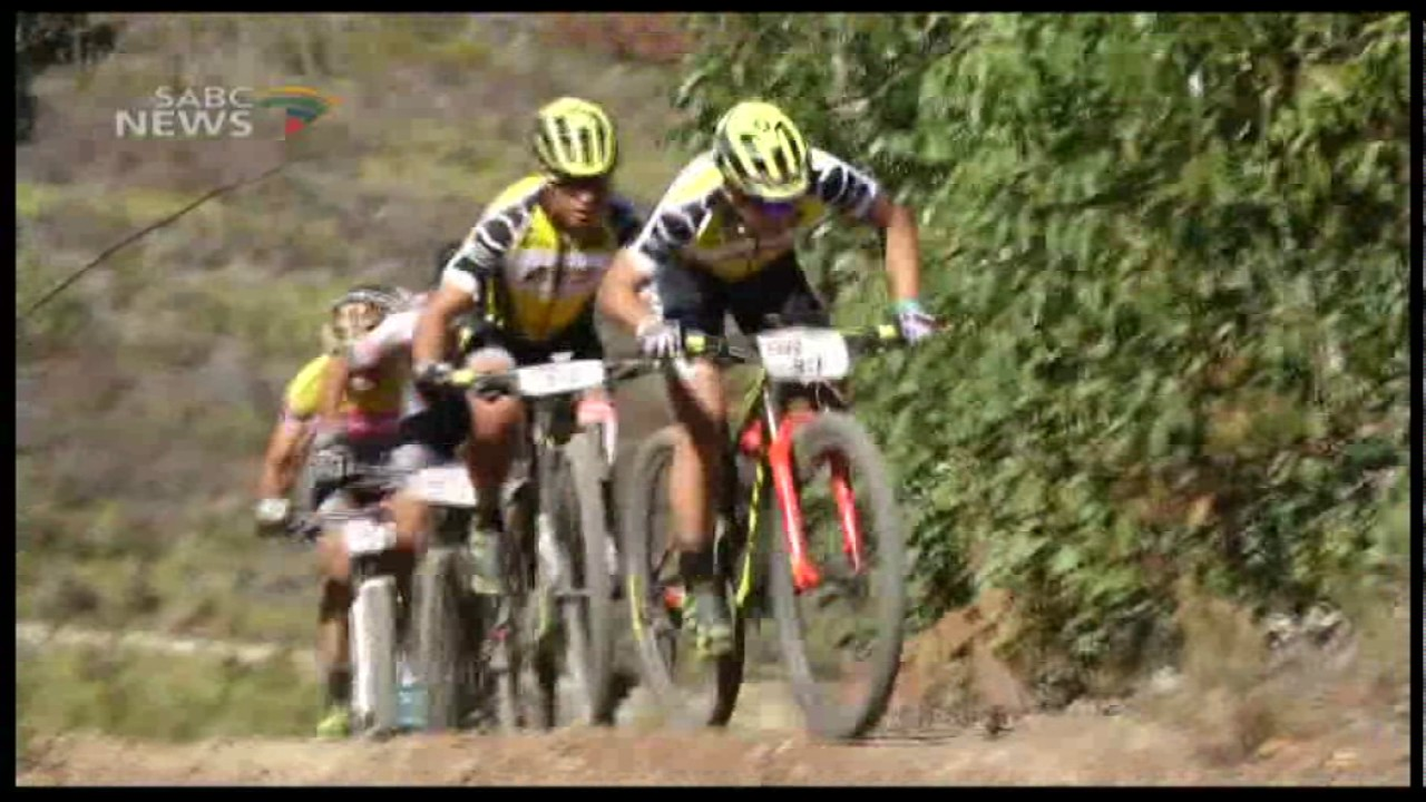 Scott-Sram MTB Racing team wins the Absa Cape Epic stage 6 - YouTube a38e45181