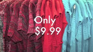 Simply Fashion's HUGE Holiday Sales Thumbnail
