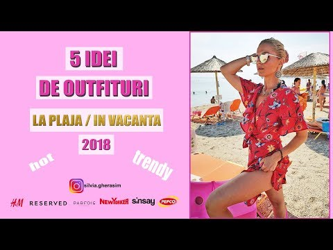 5 Outfituri Ieftine Si Trendy Pt Plaja Vacanta 2018