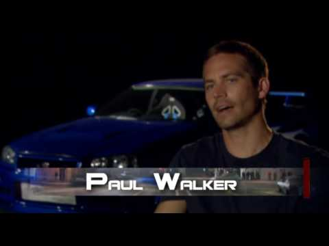 Fast & Furious 4 Movie Trailer - Jordana Brewster and Paul ...