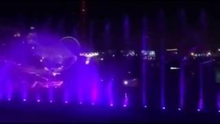 Сочи парк. Шоу танцующих фонтанов 2018. Завораживает!