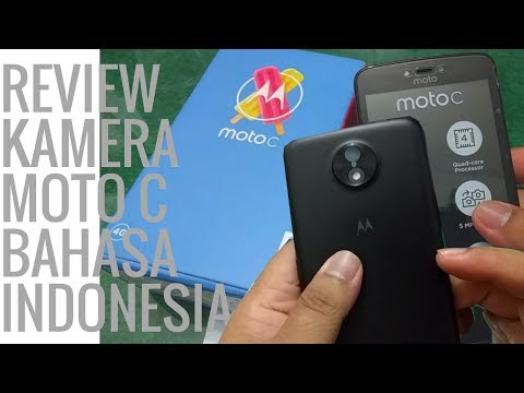 Review Kamera Lenovo Motorola Moto C Bahasa Indonesia