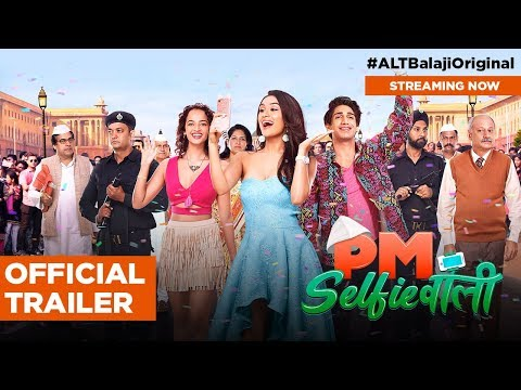 PM Selfiewallie | Official Trailer | Web series | Streaming Now | ALTBalaji