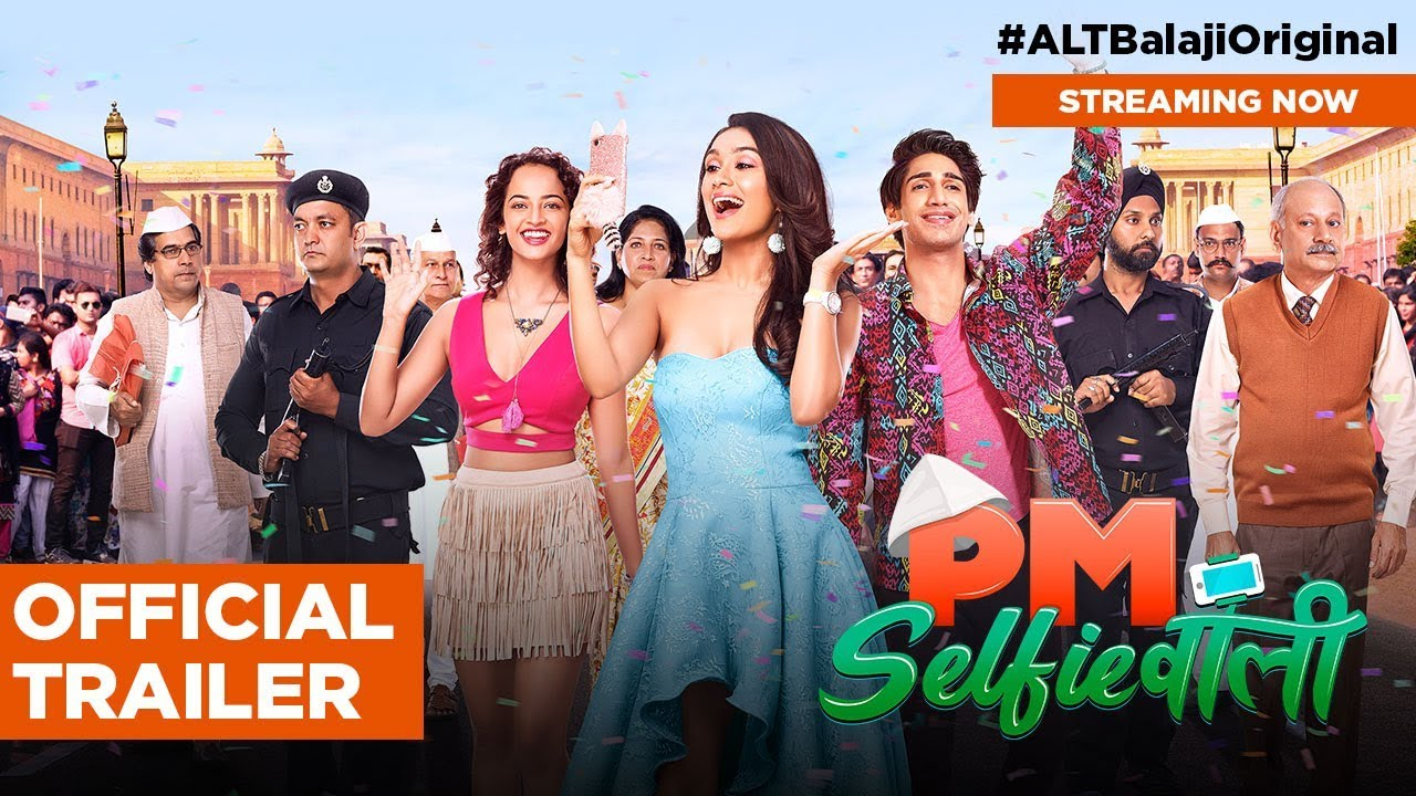 Download PM Selfiewallie   Official Trailer   Web series   Streaming Now   ALTBalaji