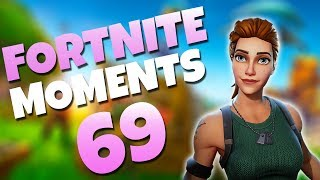 THE FASTEST REACTION TIME EVER!? | Fortnite Daily Funny and WTF Moments Ep. 69