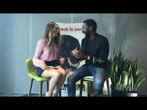 Alycia Debnam-Carey and Colman Domingo Facebook LIVE Q&A