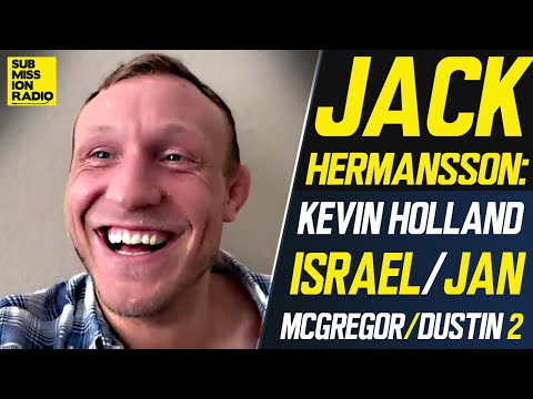 Jack Hermansson Expects to be