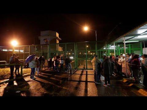 13 dead in Mexico prison riots