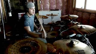 Avenged Sevenfold - Carry On - Drum Cover by Collin Rayner