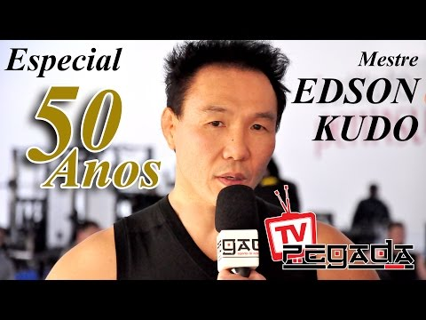 TV Pegada #0044 - Edson Kudo, 50 anos
