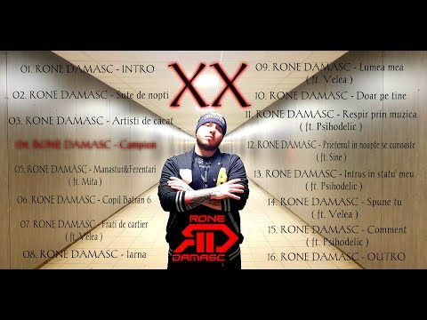 04. RONE DAMASC - Campion ( Album XX ) Prod. R.R. Records
