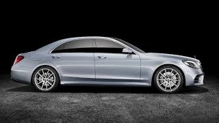 2018 Mercedes-Benz S-Class  car interior and exterior  Specifications and Price  magazine