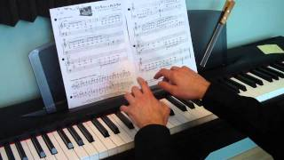 Piano Tutorial - If I Were a Rich Man - Level 2 - Supplemental