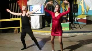 Алина и Иван - танец 3 -  шоу Танцы со Звёздами - сезон 2016 - Лукоморье
