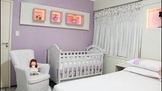 Como decorar quarto de casal e bebê juntos