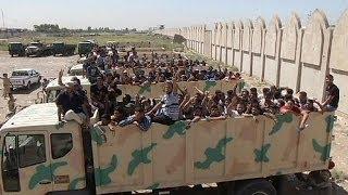 Ирак: добровольцы-шииты идут на войну
