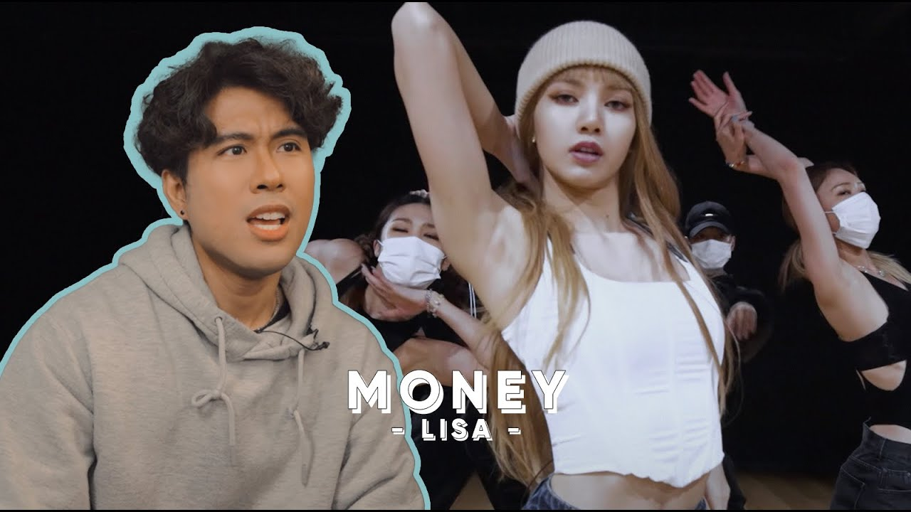 Performer Reacts to Blackpink Lisa 'Money' Dance Practice | ANALYSIS | Jeff Avenue