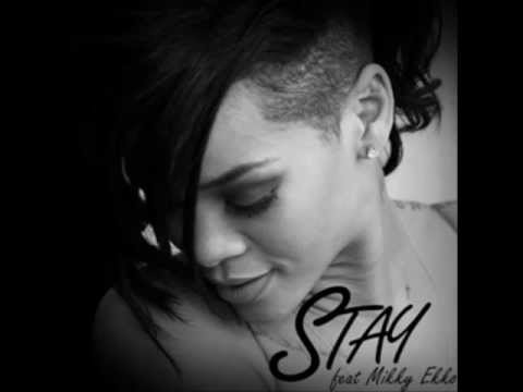 Rihanna Stay- Instrumental