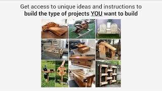 Do It Yourself Wood Working Easy and Affordable!