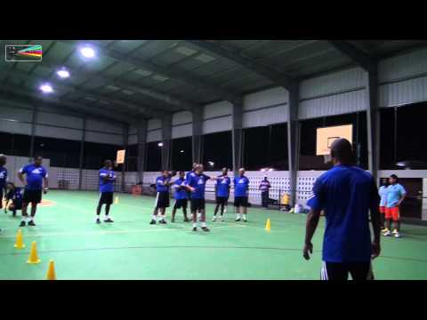 Futbol FIFA Indoor Soccer/Football Training  FFK by miv.tv curacao