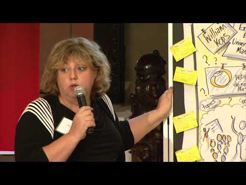 MCLL Symposium - Closing (Artwork by Jennifer Cooke)